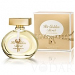 Antonio Banderas Her Golden Secret edt 80 ml
